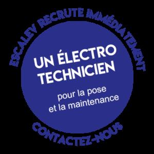 Recrutement - Offre d'emploi - ESCALEV